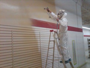 commercial painter taree port macquarie forster